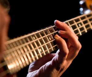 Live gitaar